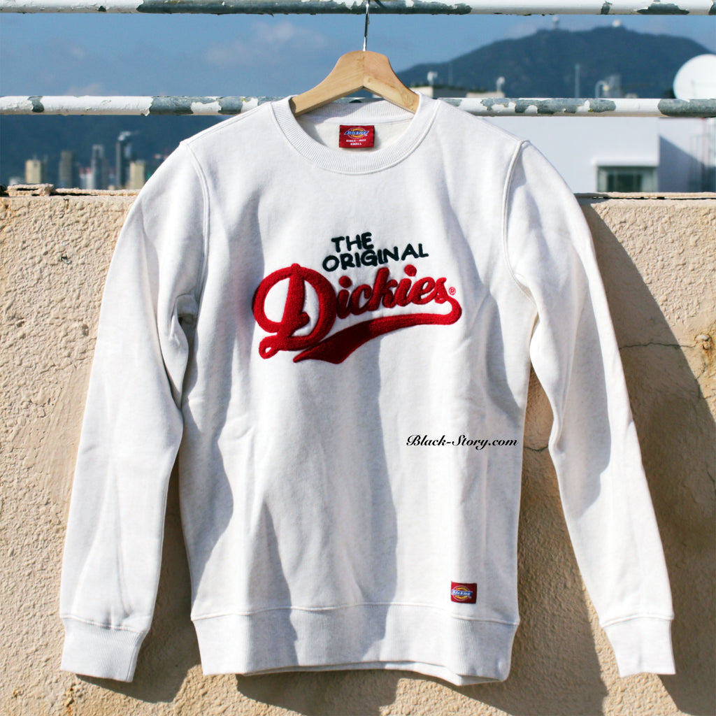 Dickies The Originals Sweater Ivory