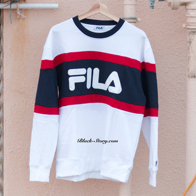Fila Changeover Logo Sweater