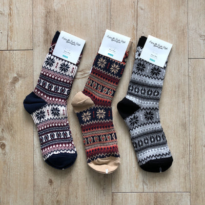 Korea Brand Folk Socks