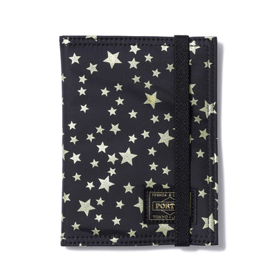 HEAD PORTER STELLAR(NEW) BAND PASSPORT CASE
