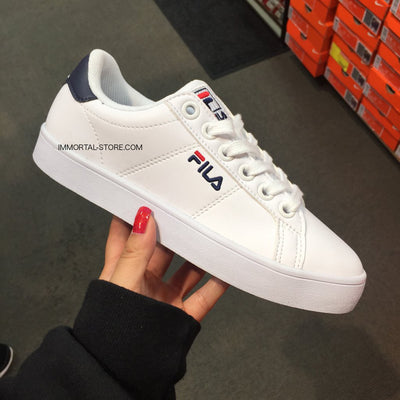 "Fila Court Deluxe "" NAVY """