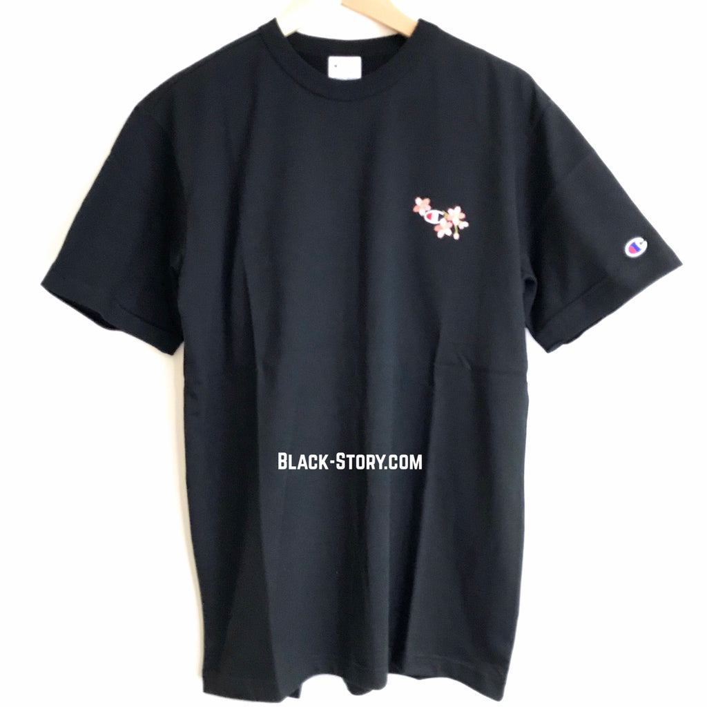 Champion Sakura Small Logo Tee