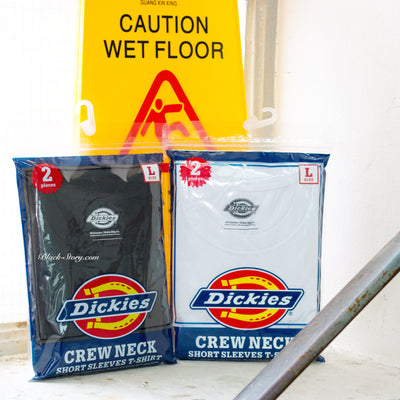 Dickies Pocket Crew neck Pack Tee