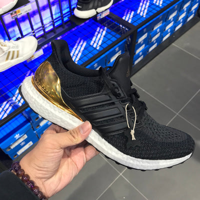 "Adidas Originals Ultra Boost 2.0 Metal Pack "" Gold """