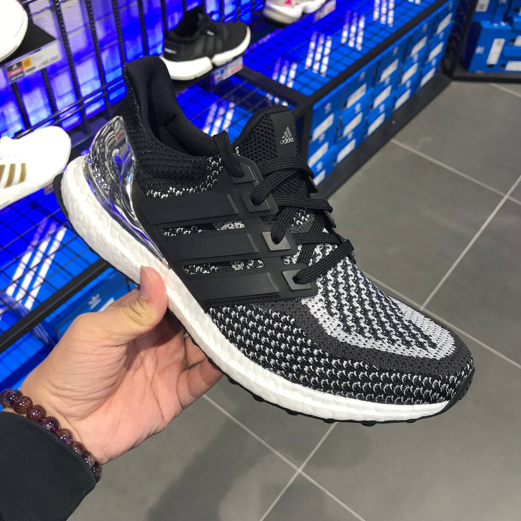 "Adidas Originals Ultra Boost 2.0 Metal Pack "" Silver """