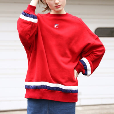 Fila Small Logo Sweatshirt