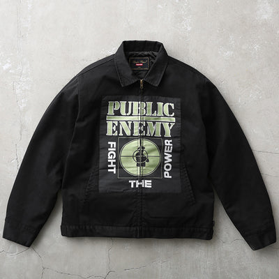 Supreme x Undercover x Public Enemy Work Jacket 18SS