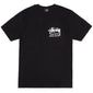 "DSM x Stussy Holiday 18 Tee "" Black """