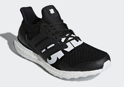 Adidas x Undefeated Ultra Boost - Shoes - BlackStory