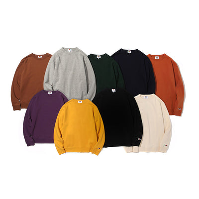 FRUIT OF THE LOOM 無地SWEATSHIRT