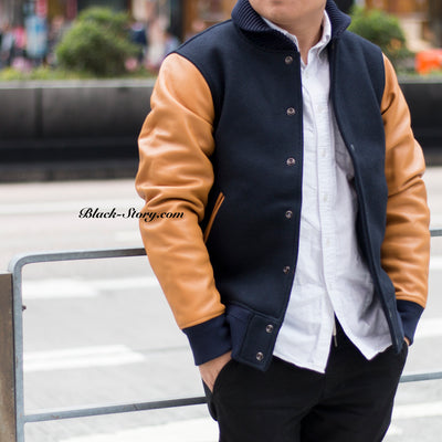 Head Porter Plus Baseball Jacket