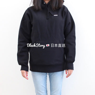 "Supreme Reflective Logo Hoodie "" Black "" - Clothing - BlackStory"