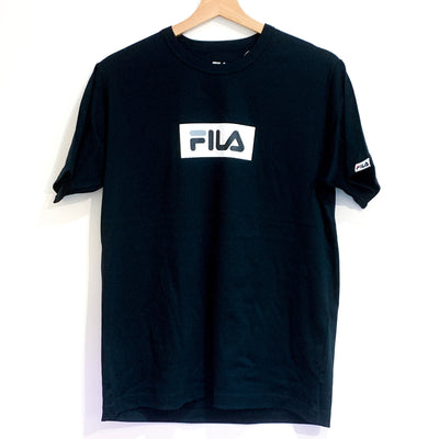 "Fila Box Logo Tee ""Black"""