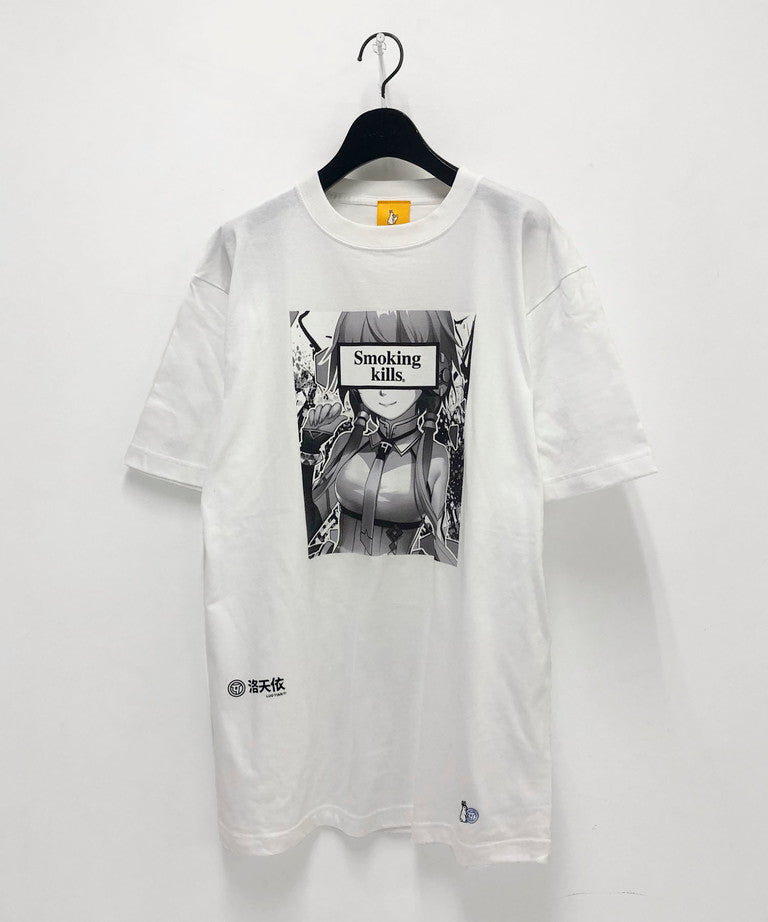 FR2 洛天依 Collaboration with #FR2 Smokers Tee