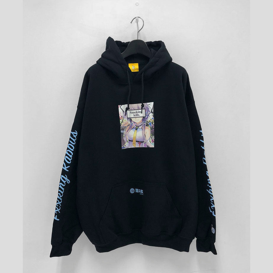 FR2 洛天依 Collaboration with #FR2 Smokers Hoodie(COLOR Ver)