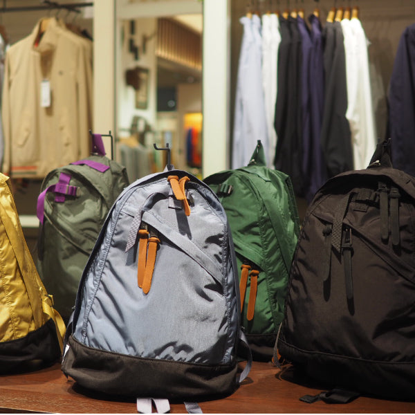 BEAMS X GREGORY DAY PACK 1977 40th Anniversary