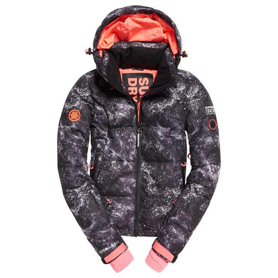 Superdry WOMEN Snow Shadow Down Jacket