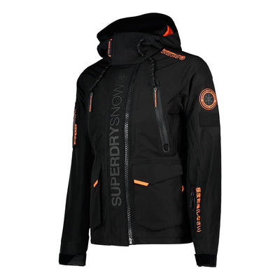 "Superdry Ultimate Snow Rescue Jacket "" Black """