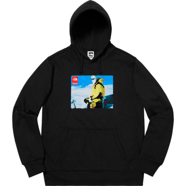 Supreme x The North Face Photo Hooded Sweatshirt 18FW