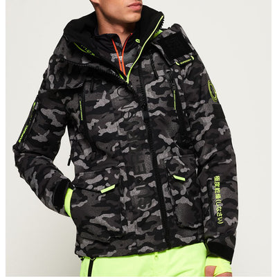 "Superdry Ultimate Snow Rescue Jacket "" Camo """