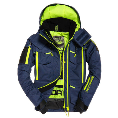 "Superdry Ultimate Snow Action Jacket "" Night Navy """
