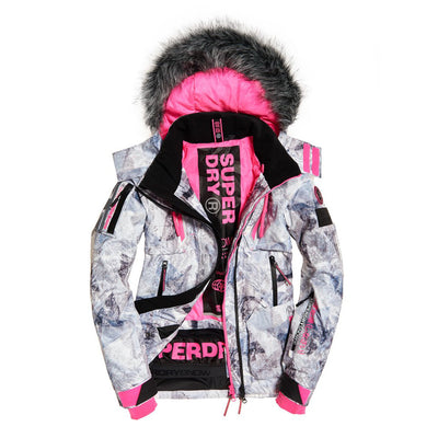 Superdry WOMEN Ultimate Snow Action Jacket