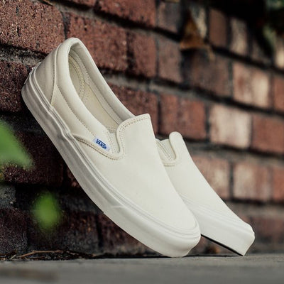 "Vans OG Slip On "" Off White """