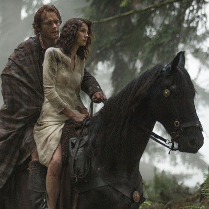 Top 10 Reasons to Watch 'Outlander'
