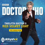 Generating Your Twelfth Doctor's Velvet Coat (Episode 4)