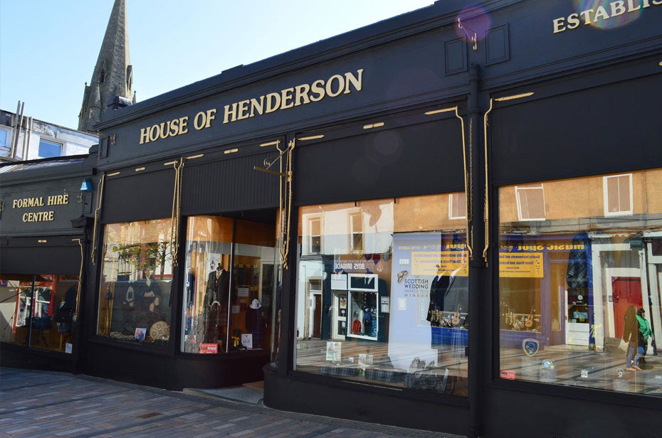 House of Henderson, Stirling, Scotland, United Kingdom