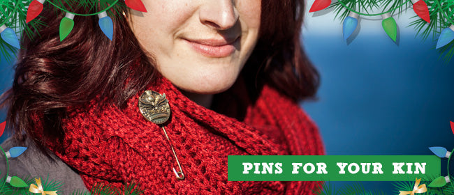 Pins For Your Kin
