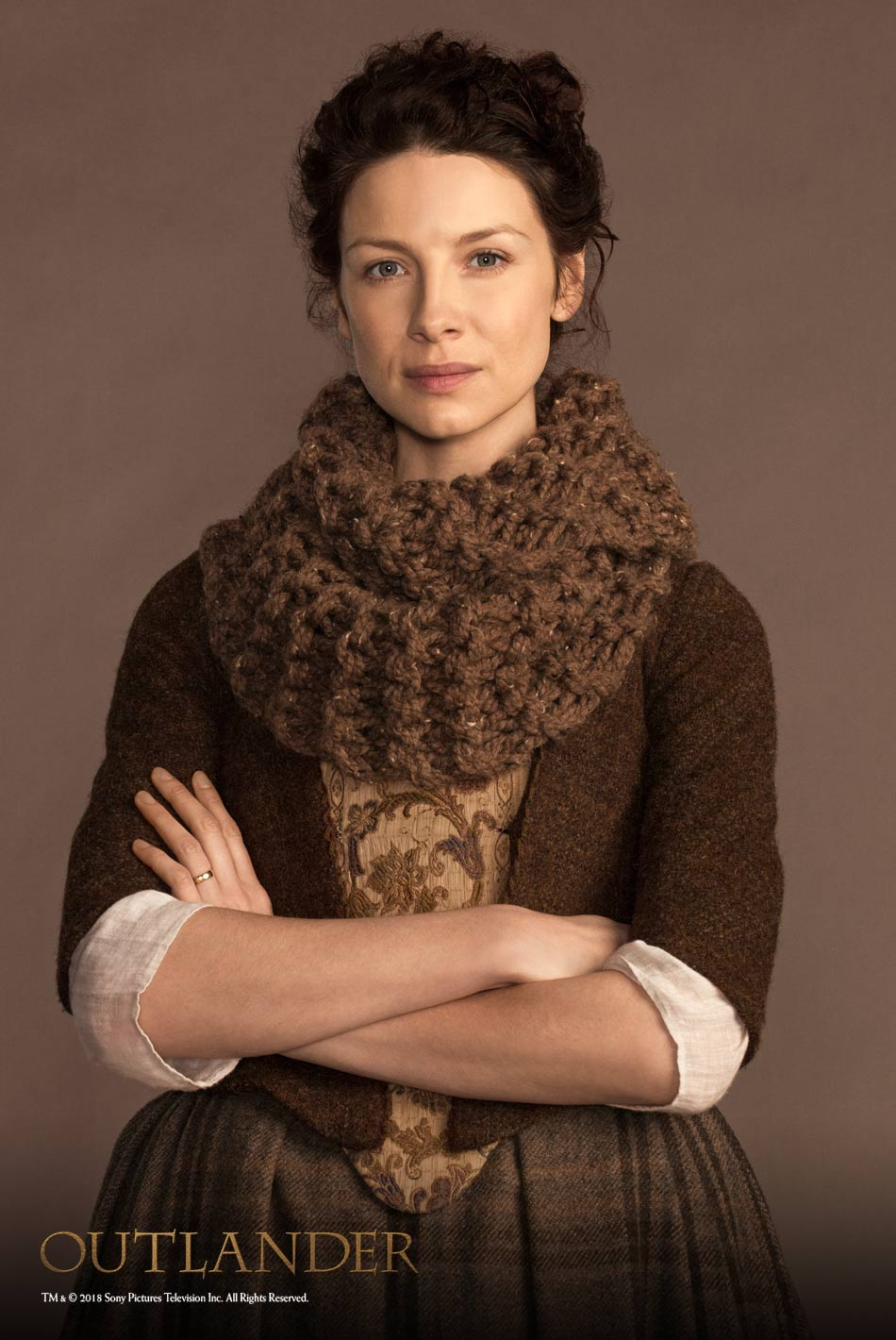 Claire's Chunky Cowl