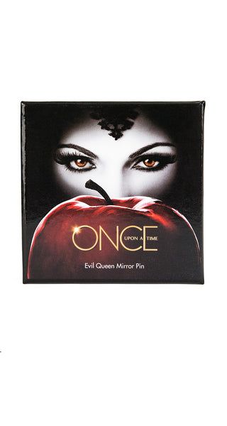 Evil Queen Mirror Pin - AbbyShot - 3