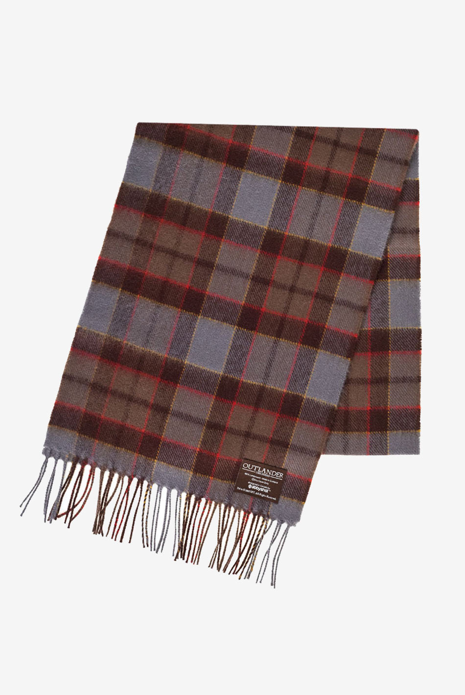 Fraser Lambswool Scarf