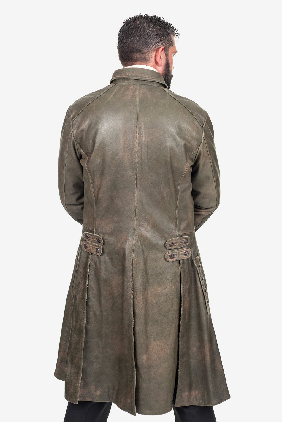 Jamie Fraser's Leather Coat