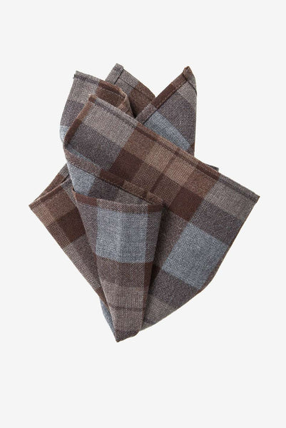 Outlander Tartan Pocket Square - AbbyShot - 2