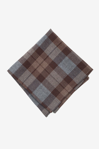 Outlander Tartan Pocket Square - AbbyShot - 1