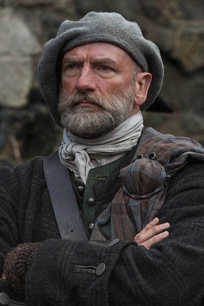 Dougal MacKenzie's Scottish Bonnet - AbbyShot - 2