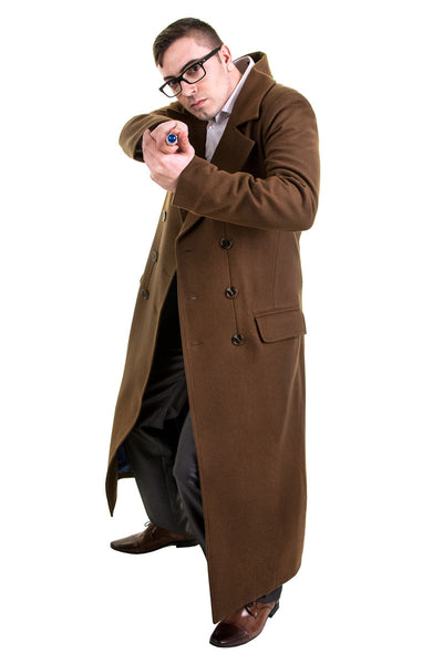 Tenth Doctor's Coat - AbbyShot - 2