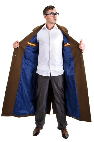 Tenth Doctor's Coat - AbbyShot - 3