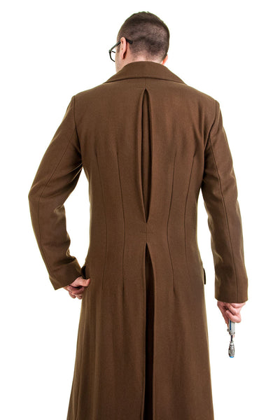 Tenth Doctor's Coat - AbbyShot - 4