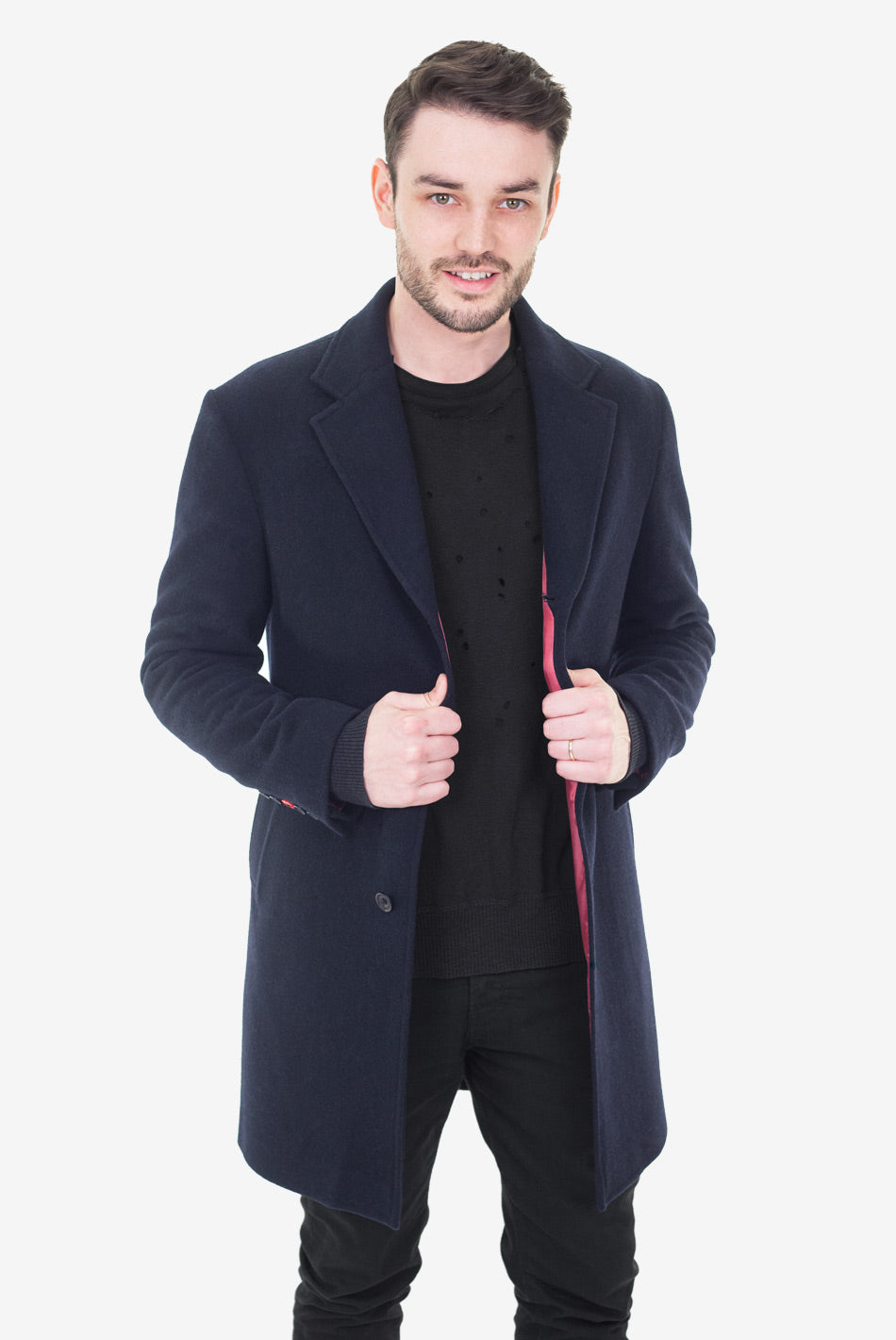 Twelfth Doctor's Series 9 Coat