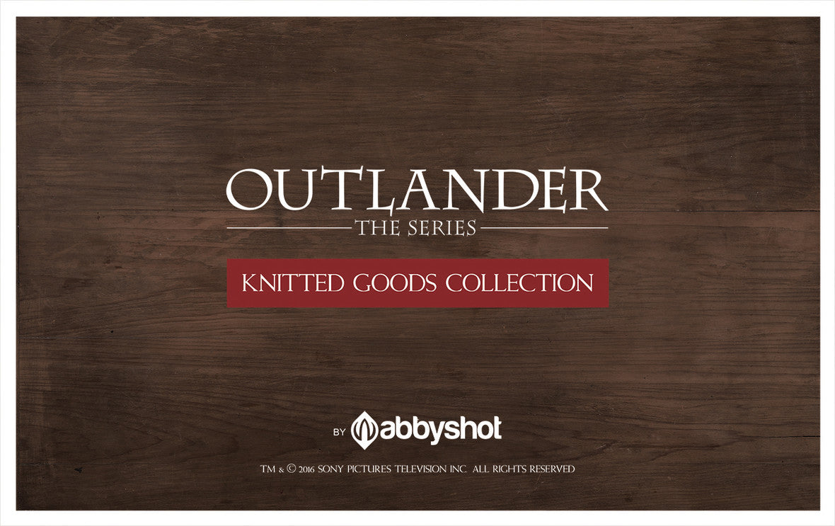 Outlander Knitted Collection