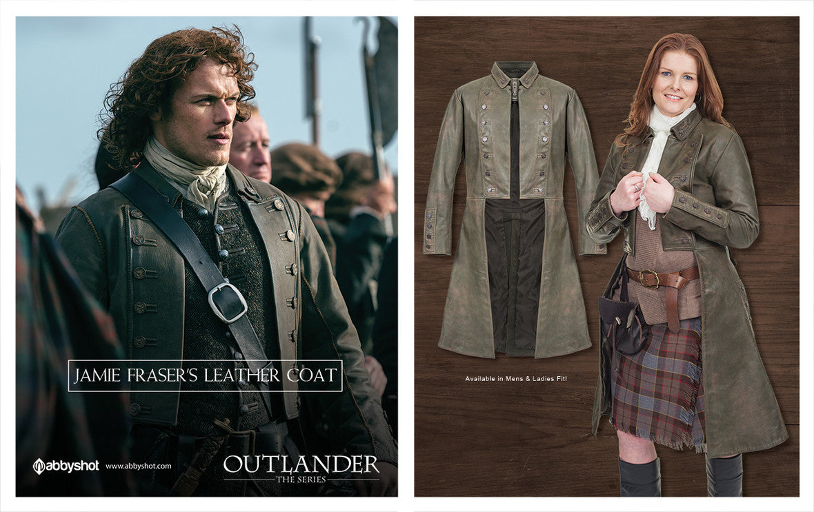 Claire's Fraser's Riding Gloves