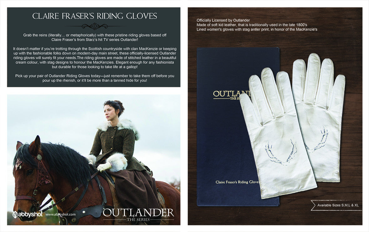 Outlander Coming Soon
