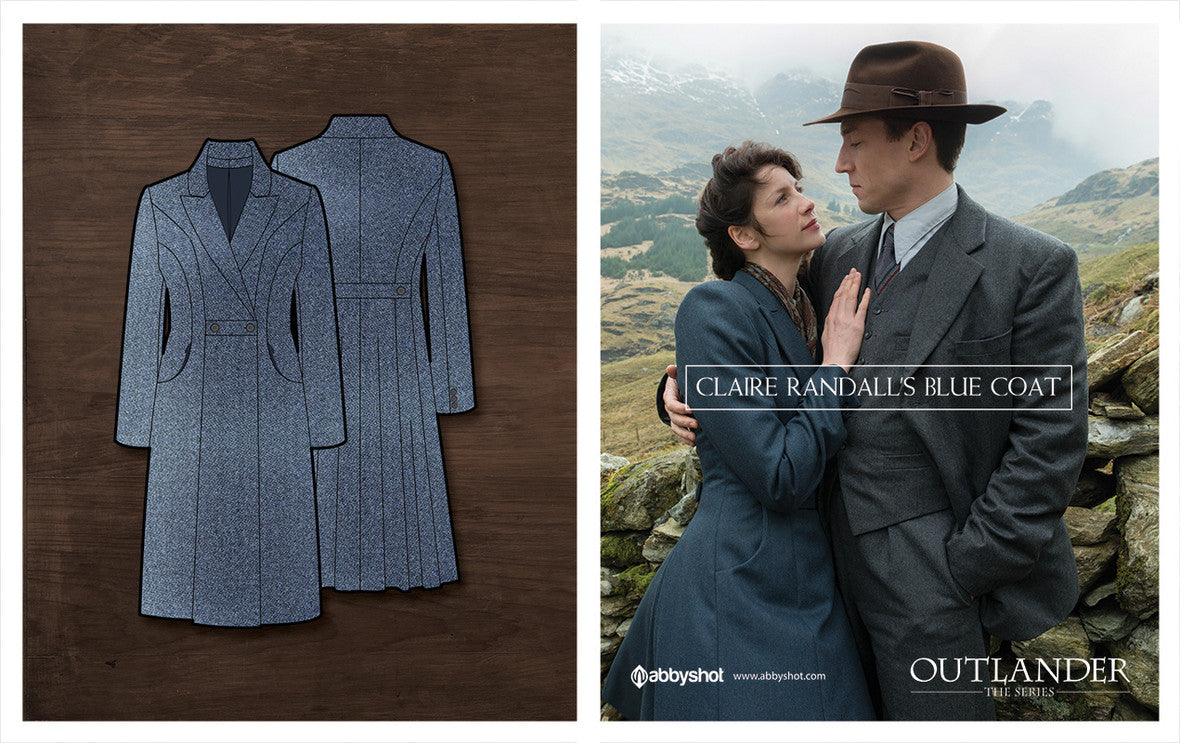 Claire Randall's Riding Coat