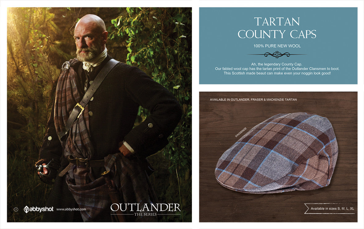 Outlander County Cap