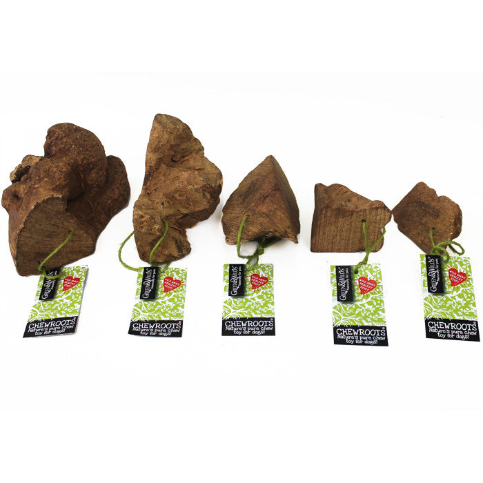 ChewRoots - Natural Dog Chew Toy