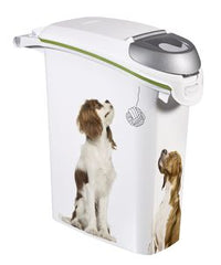 Dry Dog Food Container - 23L will fit 15kg