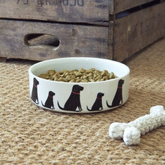 Labrador Dog Bowl - My Animal
